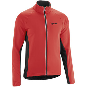 Gonso Diorit Softshell Jakke Herrer, high risk red